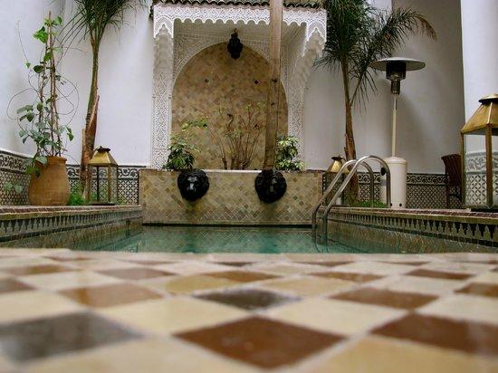 Riad Dar Saad : Pool