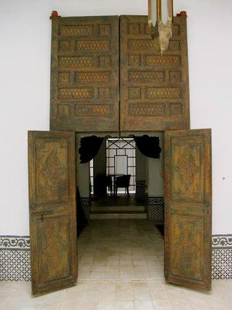 Riad Dar Saad : Dining Room Entrance