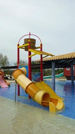 Protur Bonaire Aparthotel: Children's play pool