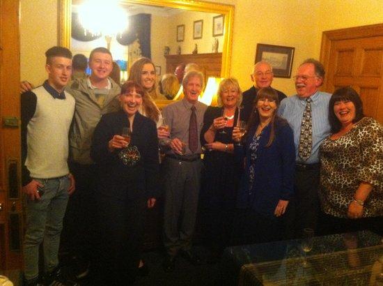 AmarAgua Guest House: cheers