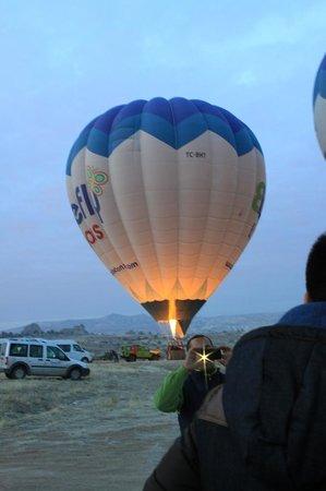 Butterfly Balloons: Подготовка к полету