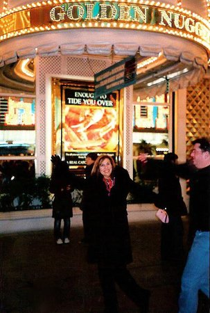 Casino at the Riviera Hotel : Great feeling at Golden Nugget