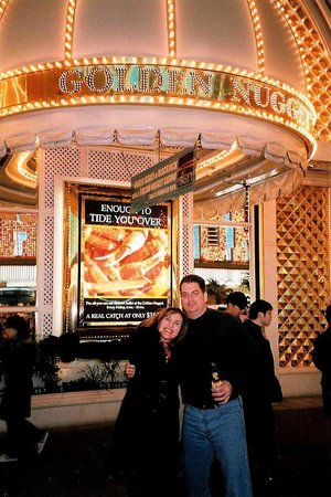 Casino at the Riviera Hotel : World's Largest Golden Nugget is Inside Casino