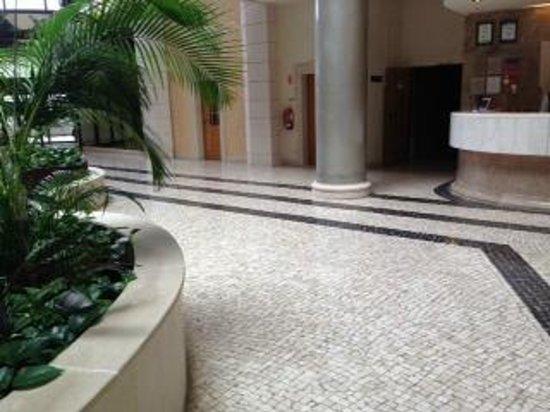 Falésia Hotel : Reception area