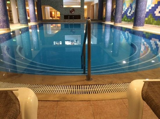 Falesia Hotel: lovely indoor pool