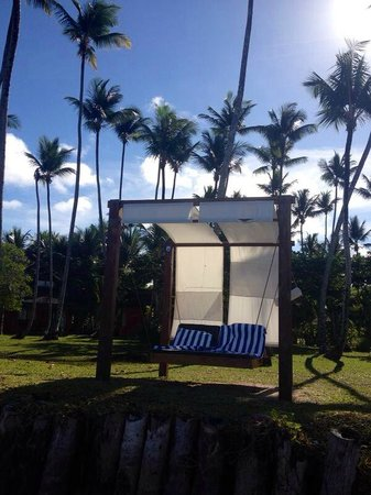 Hotel Vila dos Orixas : Paraíso...