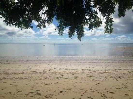 Hotel Vila dos Orixas: Praia do Encanto, paradisíaca...