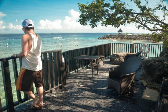 Shangri-La's Mactan Resort & Spa : beach area