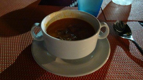 Mosaic: Томатный суп