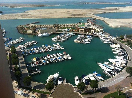 InterContinental Abu Dhabi: Porto