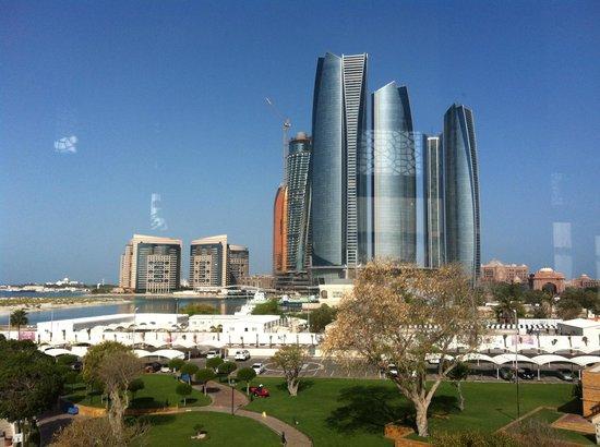 InterContinental Abu Dhabi: Ethiad Tower