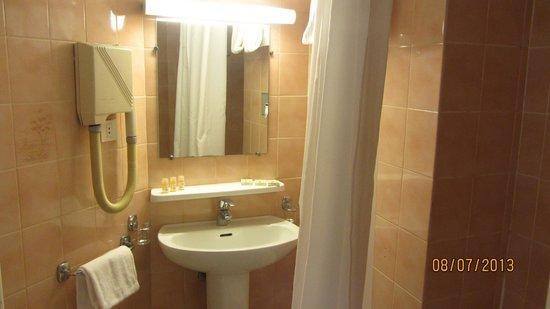 Hotel Albert 1er : Ванная комната