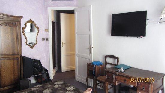 Hotel Albert 1er: В номере