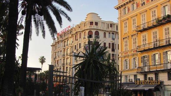 Hotel Albert 1er: Отель