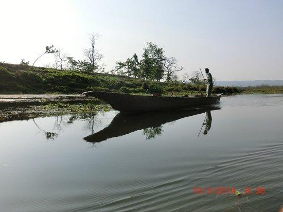 Narayani River : sensazione di pace...