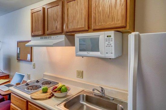 Value Place Denver, CO (Firestone): in Kitchen