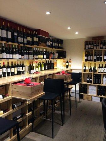 Cave & Art Wine Bar