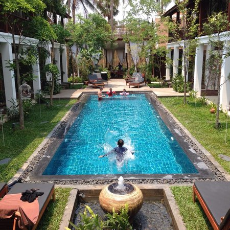 Le Sen Boutique Hotel : Great pool!