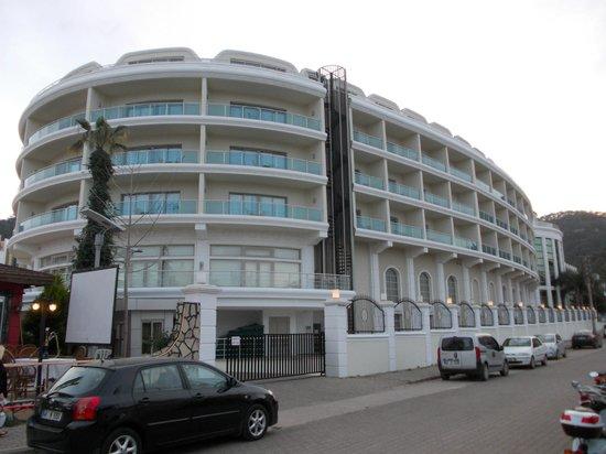 Pineta Park: rooms