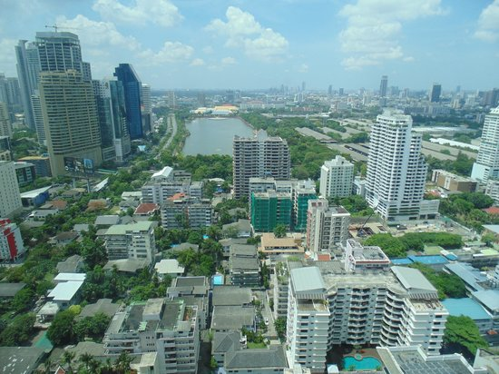 Sheraton Grande Sukhumvit, A Luxury Collection Hotel: The Lake View!
