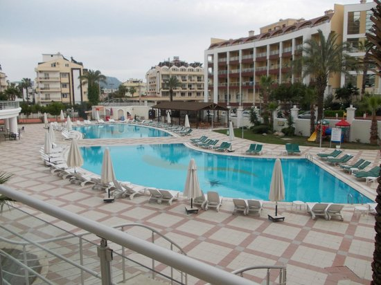 Pineta Park: pool
