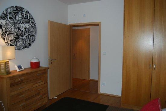 7Seasons Apartments Budapest: bedroom