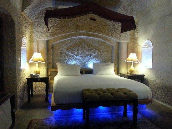 Perimasali Cave Hotel - Cappadocia : Peri masalı