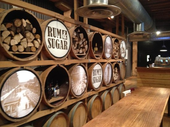 Rum and Sugar : Part of the London Museum - Docklands