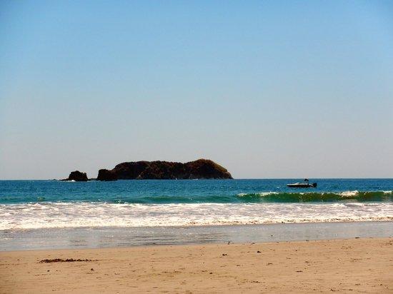 El Paseo del Mar: Beach