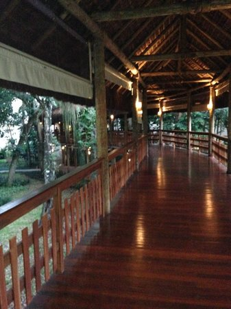 Mabu Thermas Grand Resort: passagem  para suite...