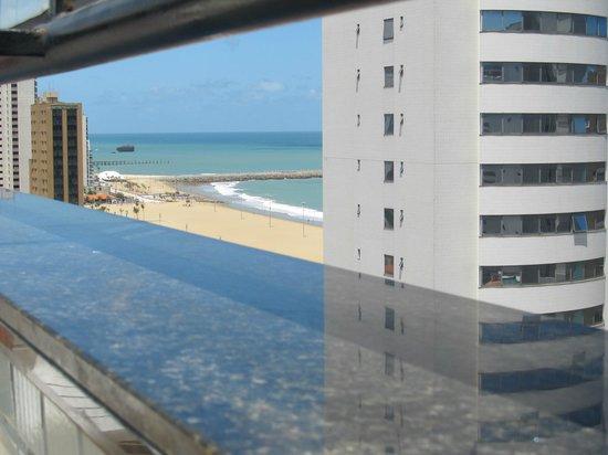 Hotel Diogo Fortaleza : Vista Apartametno