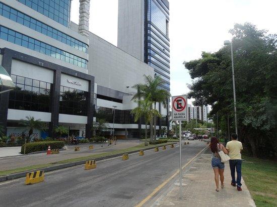 Manaus Hoteis - Millennium: Frente Hotel