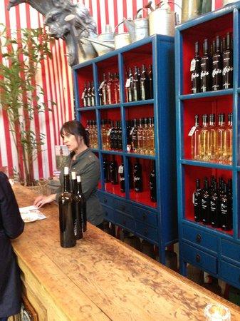 Swanson Vineyards Salon: Mardi Gras themed Sip Shoppe