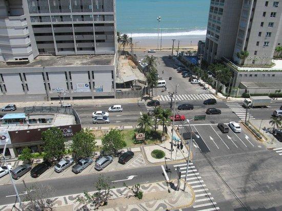 Hotel Diogo Fortaleza : Vista do Apartamento