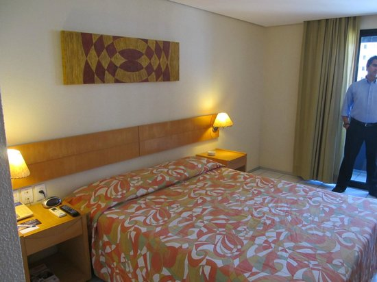 Hotel Diogo Fortaleza : Apartamento