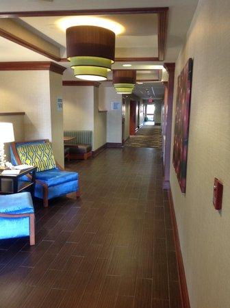 Holiday Inn Express & Suites Wilmington - University Center: Front Desk Reception
