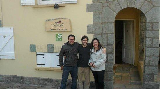 Antiguo Solar: Hosteria em Bariloche !