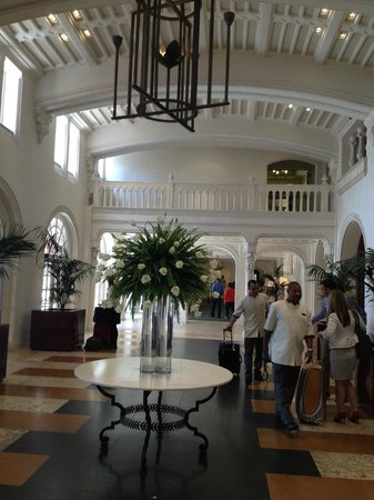 Boca Raton Resort, A Waldorf Astoria Resort: Main Lobby