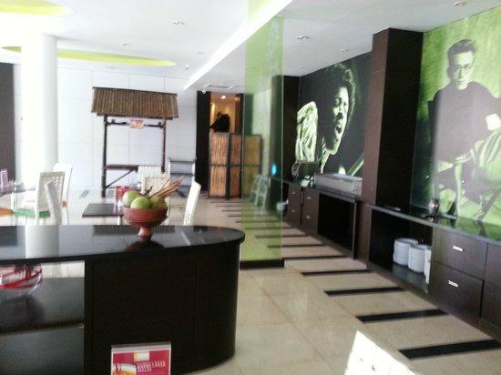 favehotel Umalas : breakfast area