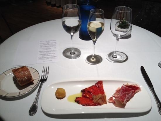Restaurante Europa : appetiser