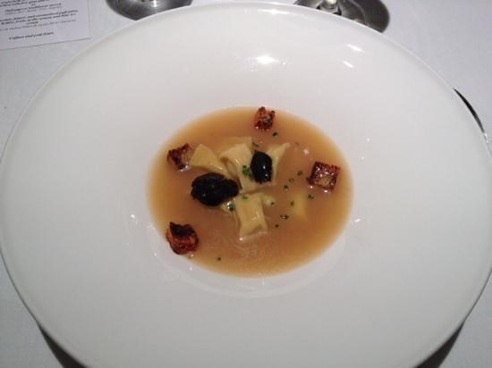 Restaurante Europa : soup