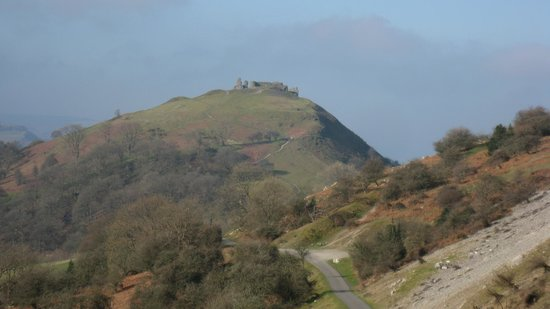 Anglesey Walking Holidays - Day Tours: Near Llangollen