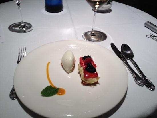 Restaurante Europa : dessert