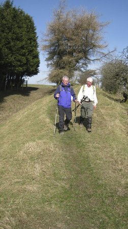 Anglesey Walking Holidays - Day Tours: The Dyke