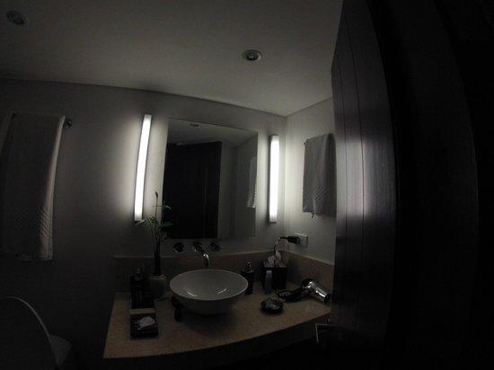 Hotel Santo Toribio: Baño