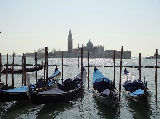 San Giorgio Maggiore: View from Piazza San Marco!