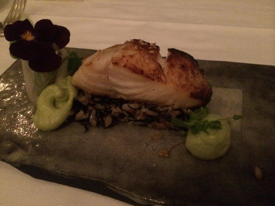 Spago Beverly Hills: black cod