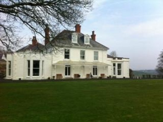 Mansion House Llansteffan : Hotel