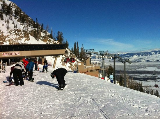 Jackson Hole Mountain Resort: JHMR