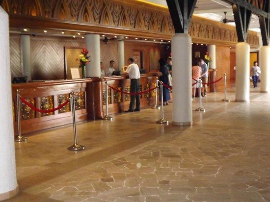 Shangri-La's Tanjung Aru Resort & Spa : Reception